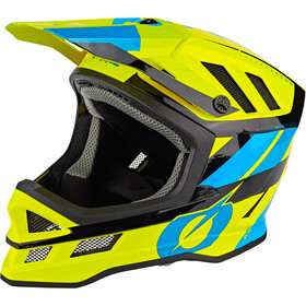 O'Neal Blade Helmet IPX SYNAPSE blue/neon yellow
